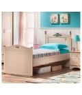 FLORA Кровать (100x200) купить в интернет-магазине