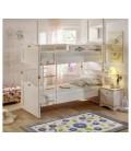FLORA Двухъярусная кровать Cilek купить в интернет-магазине