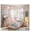 FLORA Кровать С Базой (90x190) недорого