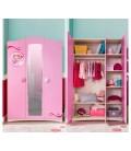 SL PRINCESS шкаф 3-х дверный купить в интернет-магазине