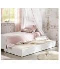ROMANTIC Выдвижное спальное место (90x180) купить в интернет-магазине