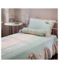 FLORA Покрывало и подушки (120х140) купить