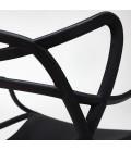 Стул Secret De Maison Cat Chair (mod. 028) черный купить в интернет-магазине