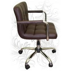 Кресло LM-9400 коричневое