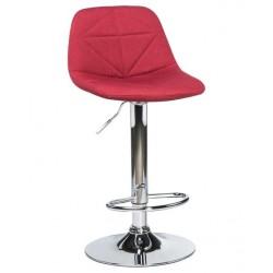Барный стул LM-2035 бордовый