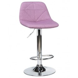 Барный стул LM-2035 фиолетовый
