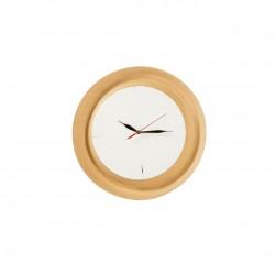 Часы настенные кварцевые NIO ясень