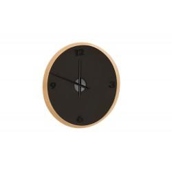 Часы настенные кварцевые LAN дуб