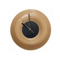 Часы настенные кварцевые CLO ясень