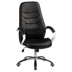 Офисное кресло для руководителей DOBRIN WILLIS LMR-115B, черный