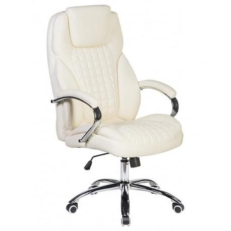 Кресло LMR-114B, кремовое