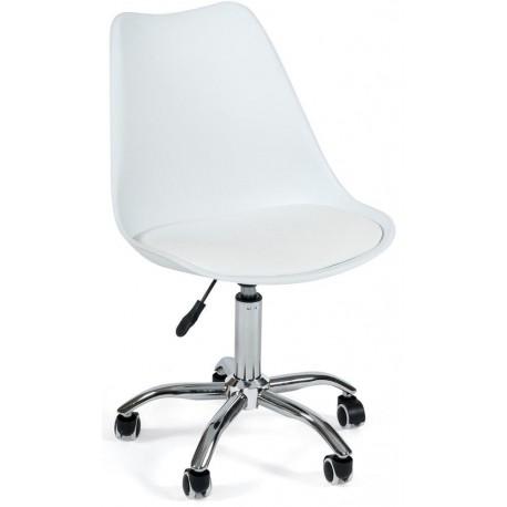 Офисное кресло TULIP (mod.106) белое