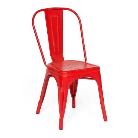 Стул Secret De Maison LOFT CHAIR 012 красный