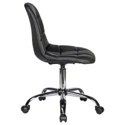 Офисное кресло для персонала DOBRIN MONTY LM-9800 черное