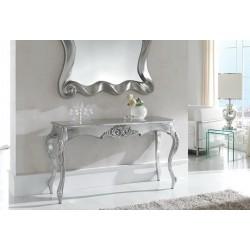 Консольный столик DUPEN К-57, серебро