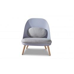 Кресло RX-12W голубой A652-14