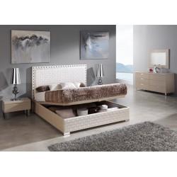 Кровать DUPEN 649 MANHATTAN, 180*200 см