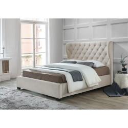 Кровать INFI2971, 180*200 см бежевая с ящиком для хранения