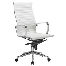 Кресло LMR-101F белое
