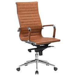 Кресло LMR-101F светло-коричневое