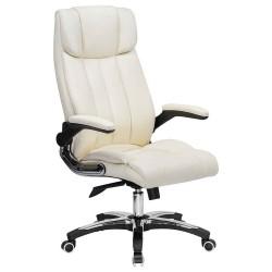 Кресло LMR-107B кремовое