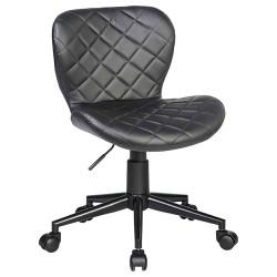 Офисное кресло для персонала DOBRIN RORY LM-9700 (чёрно-белый)