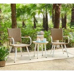 Комплект кофейный (стол и 2 кресла), 210487
