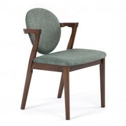 Кресло MUAR, арт. LW1801 (цвет ткани Beno 239-12)