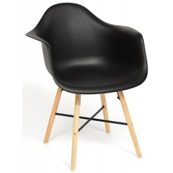 Кресло Secret De Maison CINDY (EAMES) (mod. 919), черный