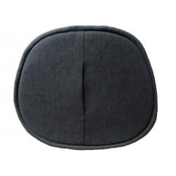 """Подушка для стульев серии """"Eames"""" из ткани, серая"""