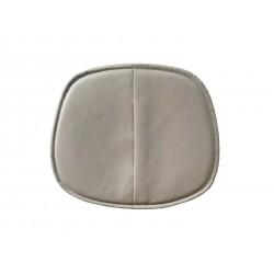 """Подушка для стульев серии """"Eames"""" из эко кожи, серая"""
