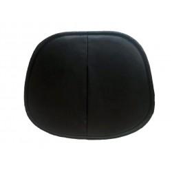 """Подушка для стульев серии """"Eames"""" из эко кожи, черная"""