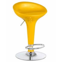 Барный стул LM-1004 желтый