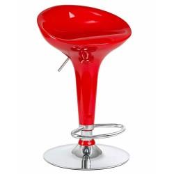Барный стул LM-1004 красный