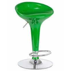 Стул барный DOBRIN BOMBA LM-1004 зеленый