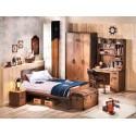 BLACK PIRATE Кровать 120х200 купить