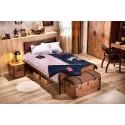 BLACK PIRATE Кровать 120х200 купить в интернет-магазине