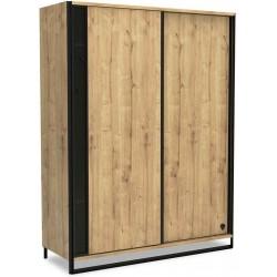 Шкаф купе Cilek Wood Metal