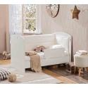 Кровать люлька Cilek customary white 60 на 120 см купить в интернет-магазине