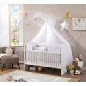 Кровать люлька Cilek customary white 60 на 120 см недорого