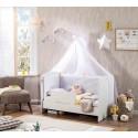 Кровать люлька Cilek customary white 60 на 120 см купить с доставкой