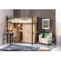 Кровать чердак Cilek Compact Mocha купить в интернет-магазине