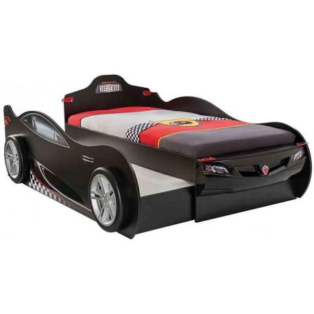 Двухместная кровать машина Cilek Coupe