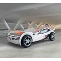 Кровать машина Cilek Coupe белая купить