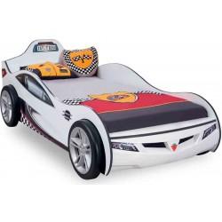 Кровать машина Cilek Coupe белая