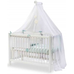 Кровать Cilek Mini Baby white