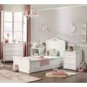 Кровать трансформер Romantic 131 на 80/177 на 80 см недорого