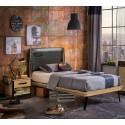 Кровать Cilek Wood Metal Line 100х200 купить