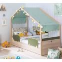 Кровать Cilek Montes 80х180 купить