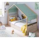 Кровать Cilek Montes 80х180 купить в интернет-магазине